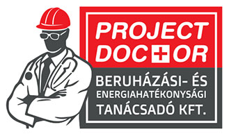 Projectdoctor Kft. logó