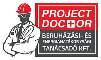 Projectdoctor Kft. logó